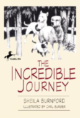 The Incredible Journey By Burnford, Sheila